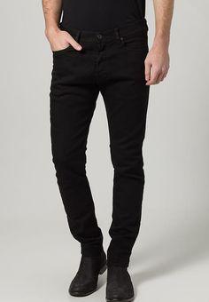 """Der neue Trend heißt """"tapered leg""""! Diesel TEPPHAR - Jeans Slim Fit - 0886Z für 119,95 € (18.12.16) versandkostenfrei bei Zalando bestellen."""