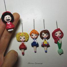 Miniatura en arcilla polimerica por Elviracarangi