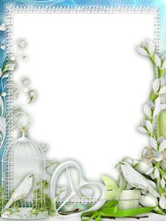 View album on Yandex. Framed Wallpaper, Illustrations, Flower Frame, Yandex Disk, Clipart, Views Album, Flower Prints, Pink Roses, Shabby
