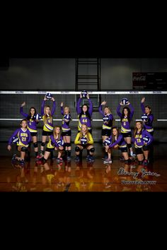 Bell High School Varsity Volleyball Team Picture taken by: Donny Joiner Photography, Ft. White, Florida