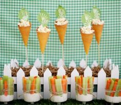 Easter party food