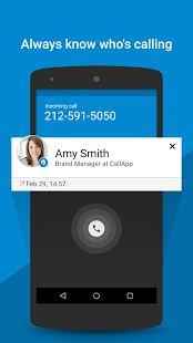 Caller ID & Block by CallApp - μικρογραφία στιγμιότυπου οθόνης
