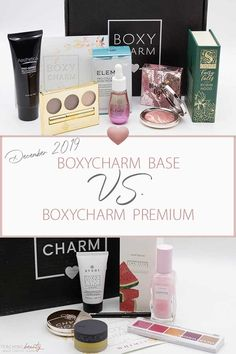 Beauty Review, Box, German, Eyeshadow, Group, Nail Polishes, Skincare Routine, Nice Asses, Deutsch