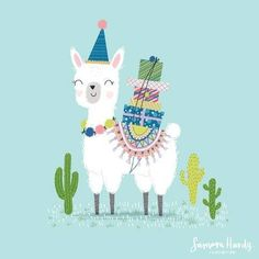 Alpacas, Wallpaper Iphone Cute, Cute Wallpapers, Alpaca Illustration, Llama Christmas, Llama Birthday, Llama Alpaca, Cactus, Happy Eid