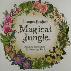 #johannabasford #magicaljungle