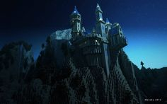Game of Thrones locations recreated in Minecraft - 2 of 17