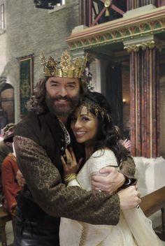 Galavant - Isabella and king Richard