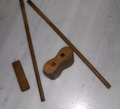 Vintage Antique Carpenter's  Double Rail Marking Gauge Scribe Hand Tool   eBay!