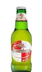 Cerveja Kronenbourg Blonde, estilo Standard American Lager, produzida por Brasseries Kronenbourg, França. 4.2% ABV de álcool.