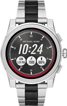 871a4d93cf7e Michael Kors Unisex Watch MKT5037  Amazon.co.uk  Watches