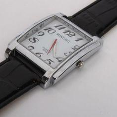 Elegant Numeral Wrist Watch