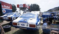 Koinigg/Vinatier/Birrell and Glemser/Fitzpatrick (Schlegelmilch) Nascar, Ford Motorsport, 24h Le Mans, Porsche 914, Ford Capri, Ford Motor Company, Ford Gt, Courses, Race Cars