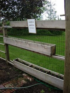 This would work off the side of a high porch too keep dogs and critter out from underneath and great for herbs
