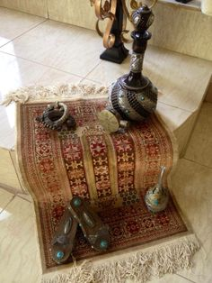 Middle Eastern Decor Inspiration