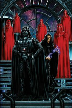 Darth Vader #20 cover by Mark Brooks