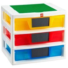 LEGO Bin Label | LEGO® Tabletop Drawers