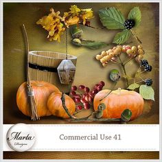 Commercial Use 41 by Marta Designs