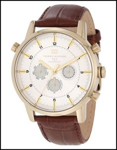 e6384f56ebd Tommy Hilfiger 1790874 Gold-Plated Men s Watch – Review