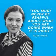 The Women Who Changed a Nation. The Mother of the Civil Rights Movement. These honorable titles are attributed to Rosa Parks. In honor of Rosa Parks Day on watch an interview with Rosa Parks as she describes her role in the Montgomery Bus Boycott. Important Quotes, Best Inspirational Quotes, Great Quotes, Inspirational Women In History, Rosa Parks Quotes, Park Quotes, Quotes For Kids, Quotes To Live By, Woman Quotes
