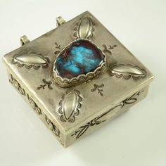 Greg Lewis, Turquoise Stone, Navajo, Native American, Boxes, Rings, Jewelry, Art, Fashion