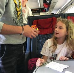 Sofia  been reached by one of scouts how to do Kubik Rubik #aleshkov