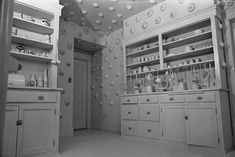 1972: Womanhouse is the name of the now-legendary site on which twenty-one women students of the Feminist Art Program at CalArts convert a vacant Hollywood home into a temporary feminist artwork.