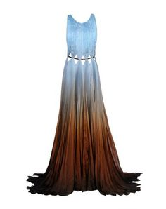 Roberto Cavalli Μακρύ Φόρεμα Γυναίκα στο YOOX.COM. Η καλύτερη online συλλογή από…