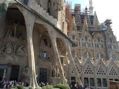 Sagrada Family home Barcelona