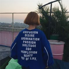 """""""Way Of Life"""" Pullover"""