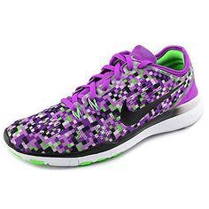 newest 6af99 61e5f Amazon.com   Nike Women s Free 5.0 Tr Fit 5 Prt Training Shoe   Fitness    Cross-Training