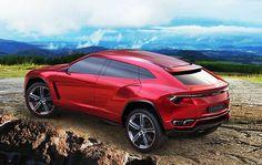 Urus – das SUV von Lamborghini: Estoque trifft BMW X6 – und wie
