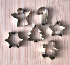 Mini Christmas Cookie Cutter  client gift