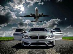 BMW F82 M4 silver