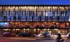 The Everyman Theatre, Hope Street, Liverpool