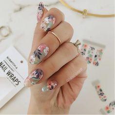 Spring Nail Art, Nail Designs Spring, Spring Nails, Summer Nails, Nail Art Designs, Tropical Nail Designs, Nails Design, Funky Nail Art, Funky Nails