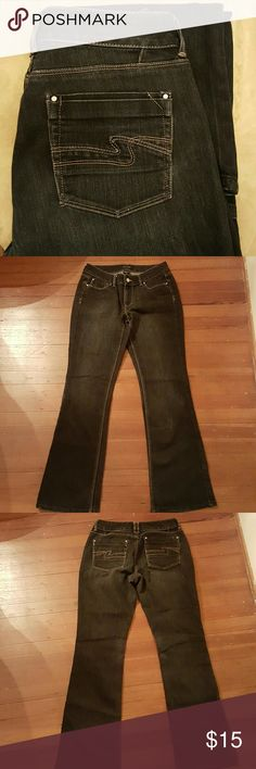 White House Black Market jeans While House Black Market black jeans Inseam 32in White House Black Market Jeans Flare & Wide Leg