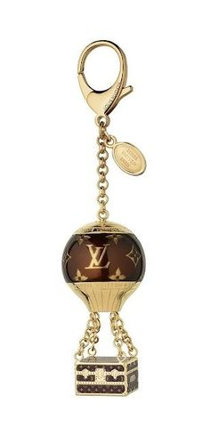 Louis Vuitton Montgolfire Bag Charm