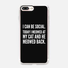 Originality and Wit iPhone 11 case