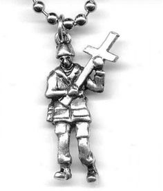 Cross Soldier