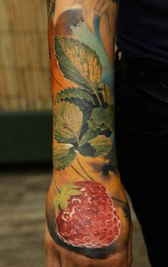 Tattoo Artist - Den Yakovlev - www.worldtattoogallery.com/hand_tattoos
