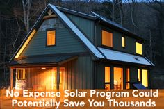 US Launches No Upfront Cost Solar Program for Middle-Class Homeowners