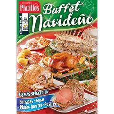 Revista   Irresistibles Platillos Especial 38 - Buffet Navideño