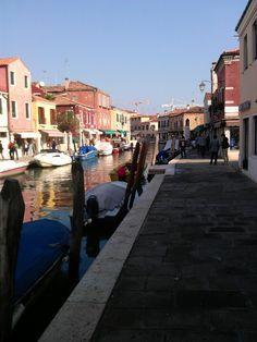 Autunno caldo a Murano - Last warm days on Murano