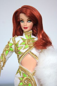 2002 Radiant Redhead™ Barbie® | Flickr - Photo Sharing! always thought this doll was lovely