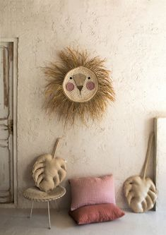 SPANISH HANDMADE ITEMS FOR KIDS ROOMS