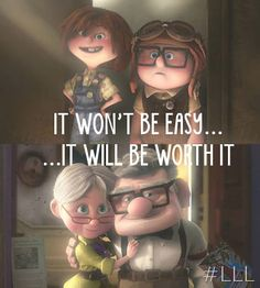 up ellie and carl relationship trust