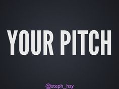 How to Craft the Perfect Pitch by 500 Startups via slideshare Startups, Pitch, Decks, Tips, Crafts, Manualidades, Advice, Deck, Handmade Crafts