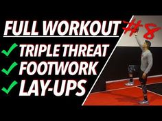 Learn The Fundamentals Of Finishing | Full Basketball Workout #8 | Pro Training Basketball - YouTube