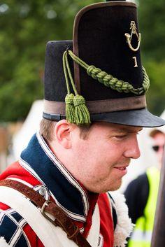Fuciliere della fanteria leggera inglese