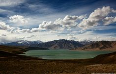 Big Lakes of Pamir, Russia